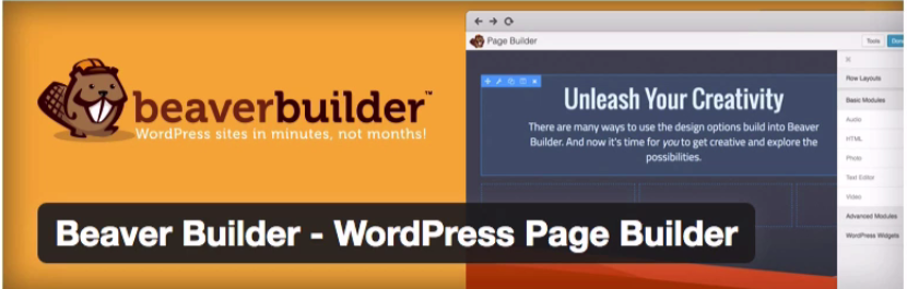 beaver wordpress page builder